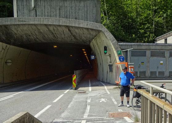 Der laute Tunnel