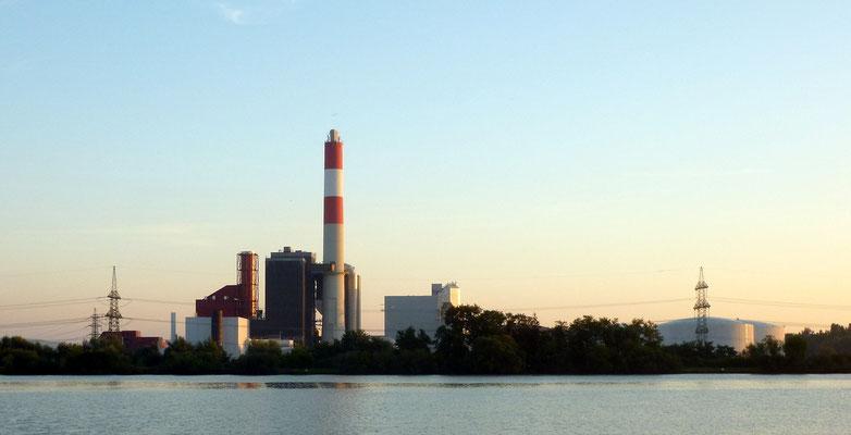 EVN Kraftwerk Theiss