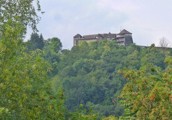 Burg zu Kapfenberg