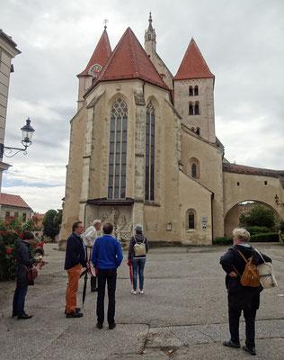 Stadtpfarrkirche Eggenburg