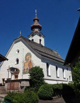 Kirche in Lofer