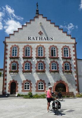 Rathhaus in Waidhofen