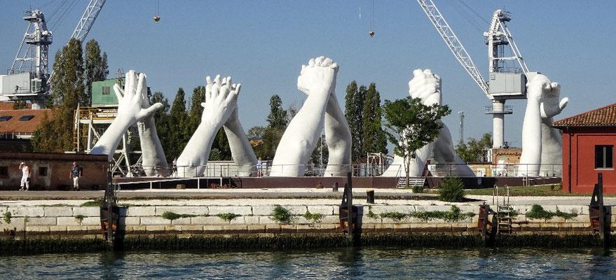 Wahrzeichen der Biennale