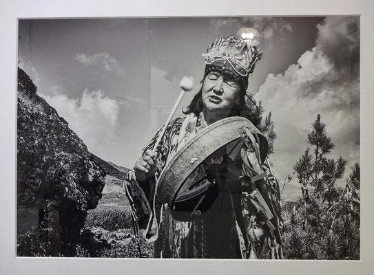 Fotoausstellung Schamanin aus Tuva
