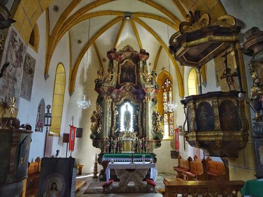 Kirche Neuhaus