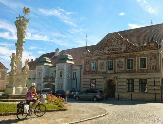 Rathausplatz Drosendorf