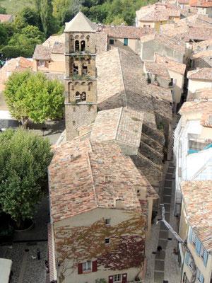 """""""Notre-Dame-de-l'Assomption""""  in Moustiers"""