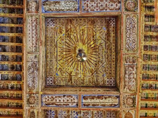 In der Kasbah von Quarzazate