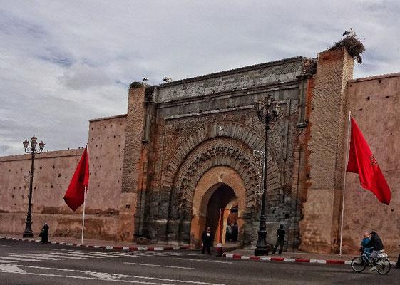 Tor zum Königspalast