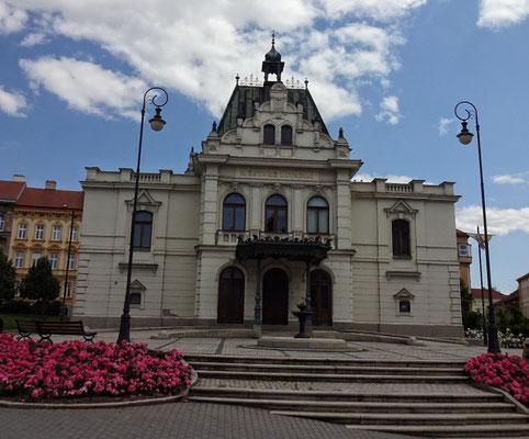 Stadttheater Znaim