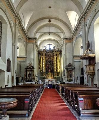 Kirche Salurn