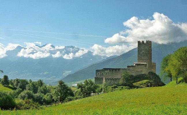 Fürsten Burg bei Burgeis