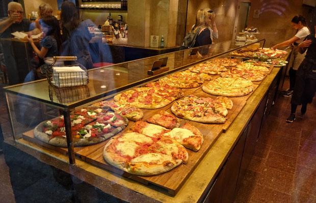 Alles Pizza oder was