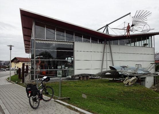 Flugzeugmuseum in Niederalteich