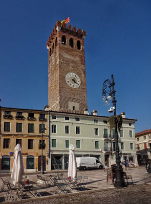 Hautplatz von Bassano del Grappa