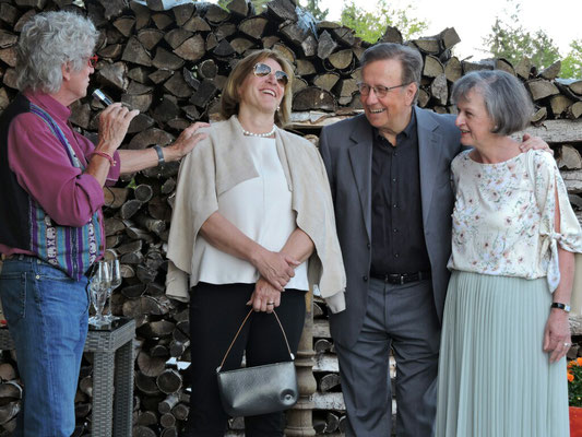 Andrea, Gerd und Christine aus Ingolstadt