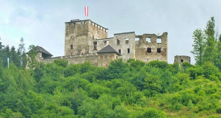 Burg zu Wartberg