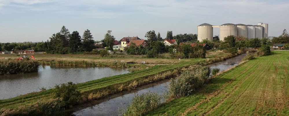 Zuckerfabrik Hohenau
