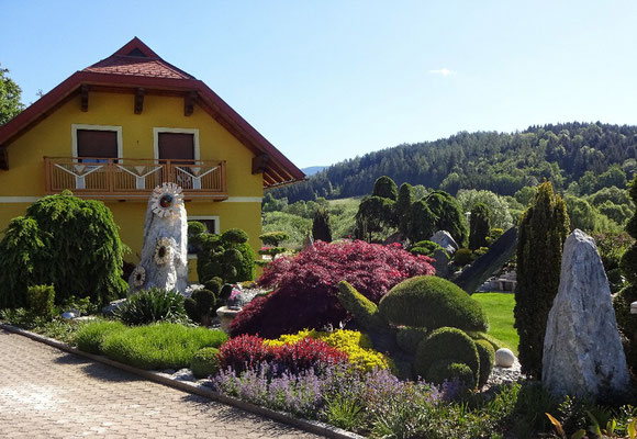 Gartenwelt Kopfitsch in Guttaring