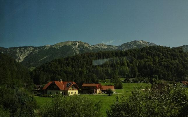 Oberösterreichische Berge