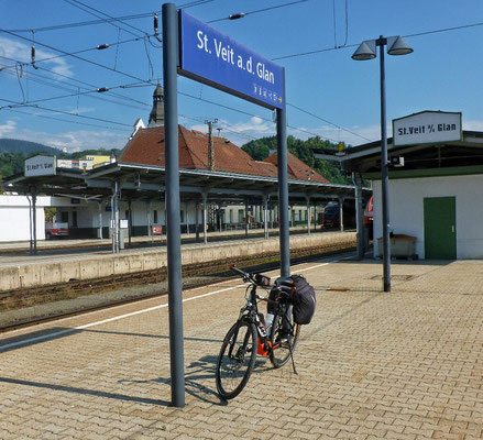 Bahnhof St. Veit