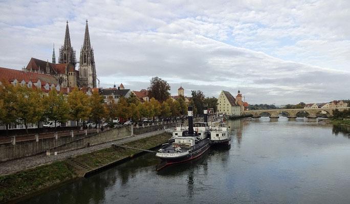 Abschied von Regensburg