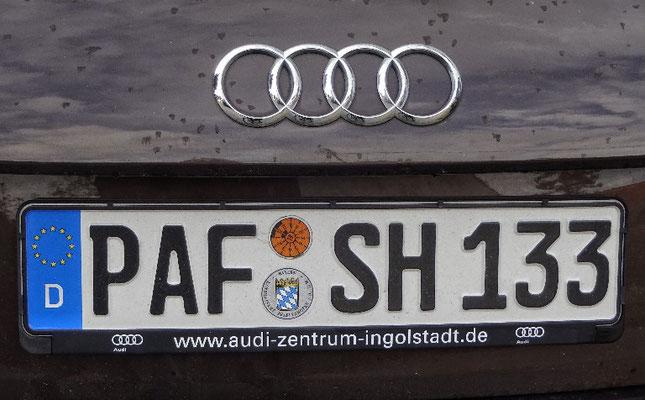 Abschied vom Audi Land