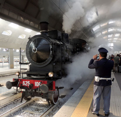 Bahnhof Milano