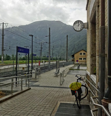 Regen in Möllbrücke