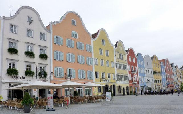 am Stadtplatz Schärding