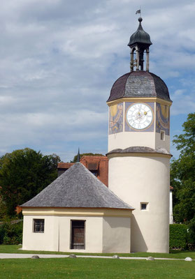 Glockenturm der Burg