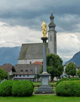 Anger laut König Ludwig I das schönste Dorf Bayerns?
