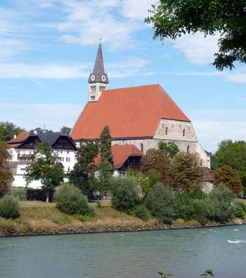 Kirche von Laufen