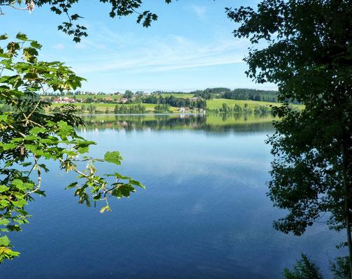 Mein 4. See der Rottachsee