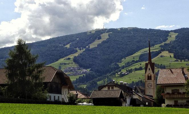 Skiberg Bruneck