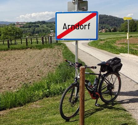 Arndorf und Tanzenberg
