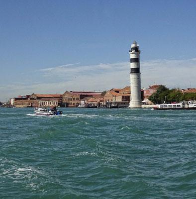 Der Leuchtturm von Murano