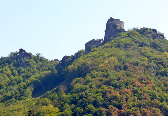 """""""meine"""" Burg Aggstein"""