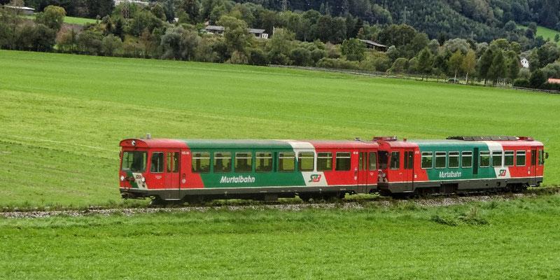 Murtal Schmalspurbahn