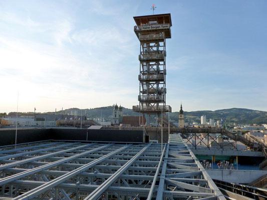 60 m über Linz
