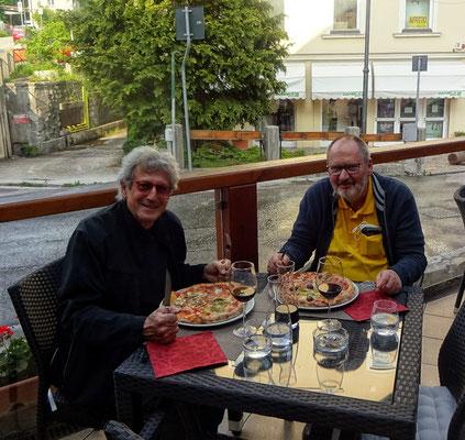Natürlich Pizza in Tarvisio