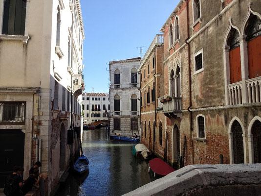 Blick auf unseren Kanal
