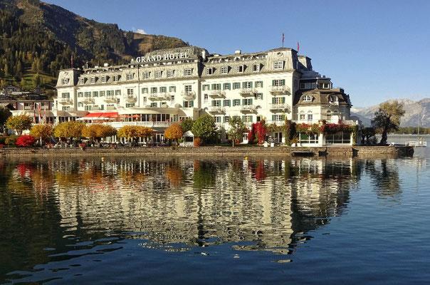Grand Hotel im Spiegel