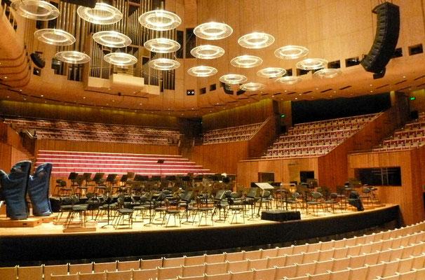 Im grossen Konzertsaal