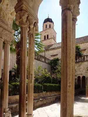 Im Franziskaner Kloster