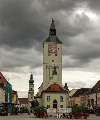Rathaus Deggendorf