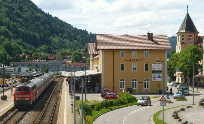 ... Bahnhof