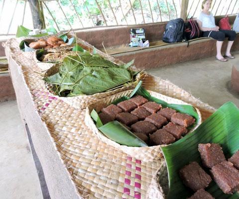 Essen bei einer Sri Lanka Familie