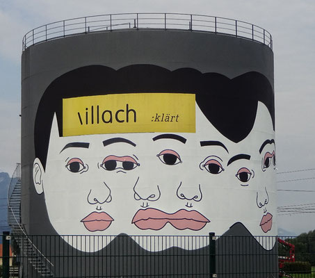 Kunst in Villach