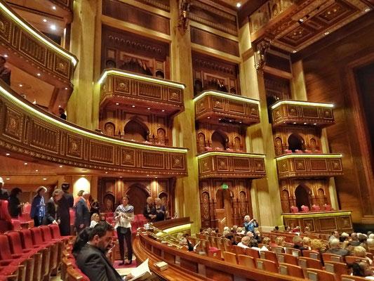 Logen in der Oper